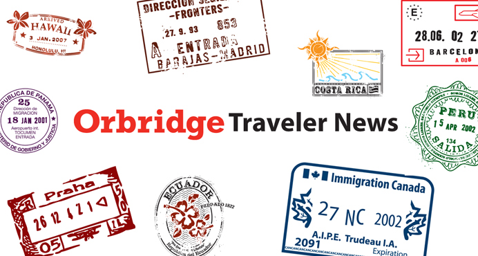 Orbridge Traveler News